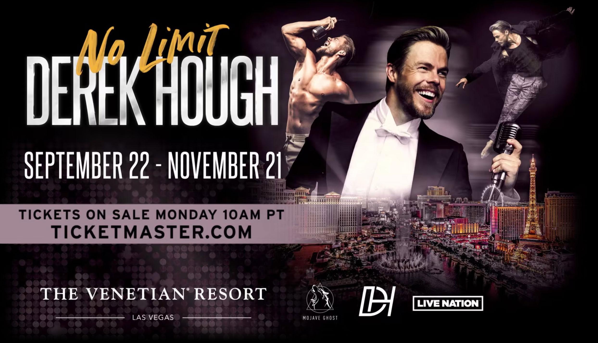 Derek Hough - No Limit